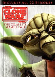 Star Wars: The Clone Wars - Season 2 (2009)