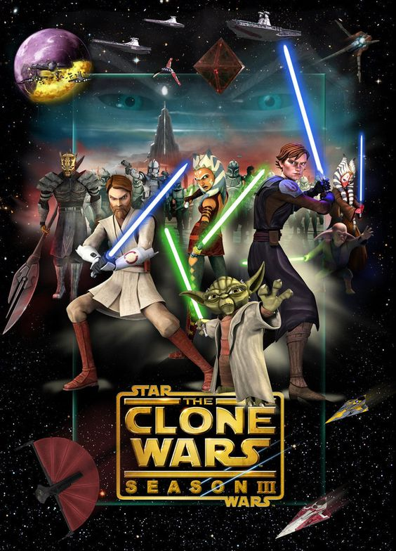 Star Wars: The Clone Wars - Season 5 (2012)