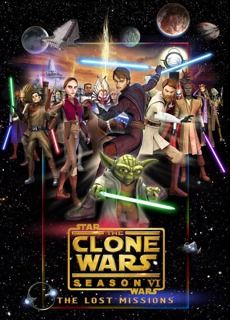 Star Wars: The Clone Wars - Season 6 (2014)