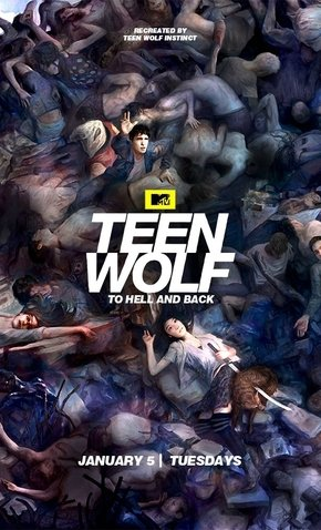 Teen Wolf - Season 6 (2016)
