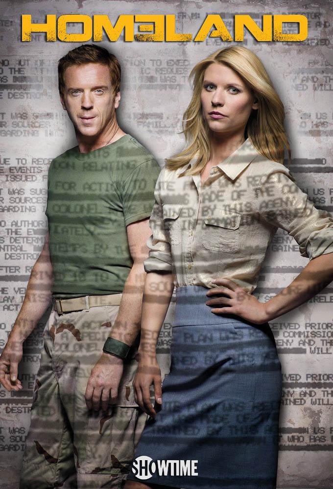 Homeland Season 3 (2013)