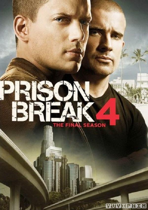 PRISON BREAK: SEASON 4 (2008)