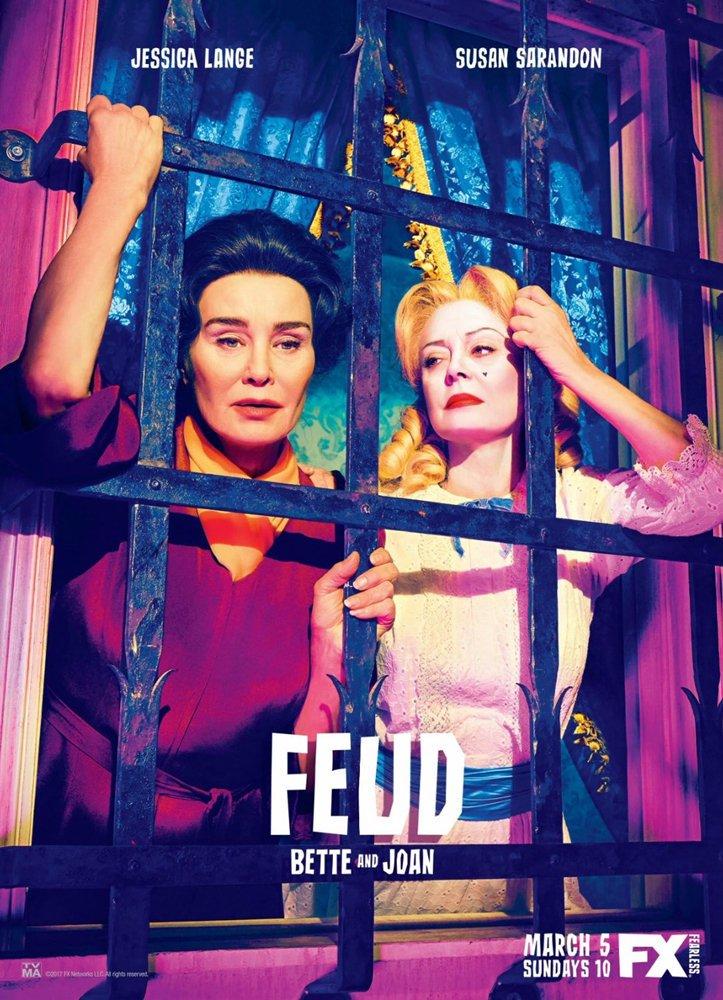 Feud : Bette and Joan - Season 1 (2017)