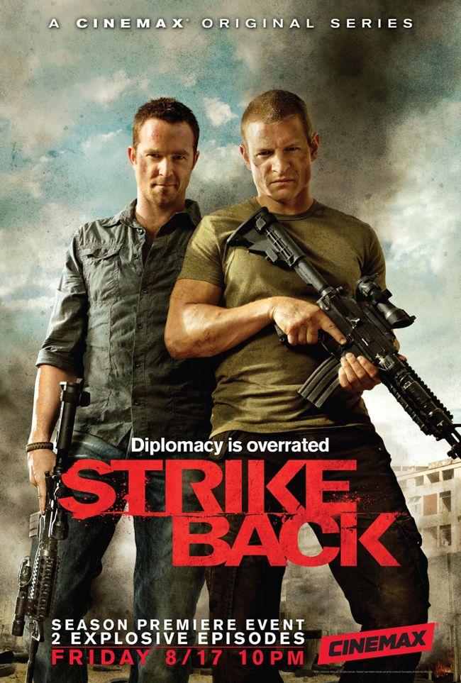 Strike Back - Season 2 (2010)