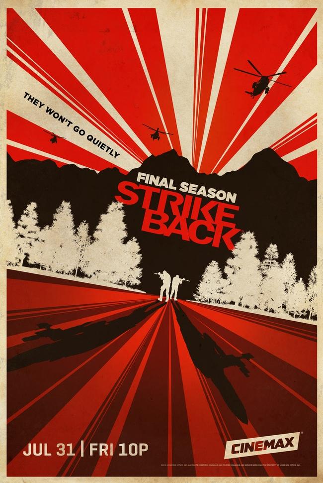 Strike Back - Season 5 (2015)