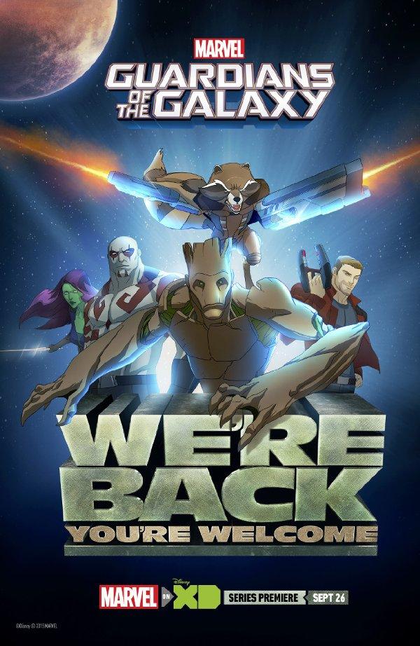 Marvel's Guardians of the Galaxy - Season 2 (2017)