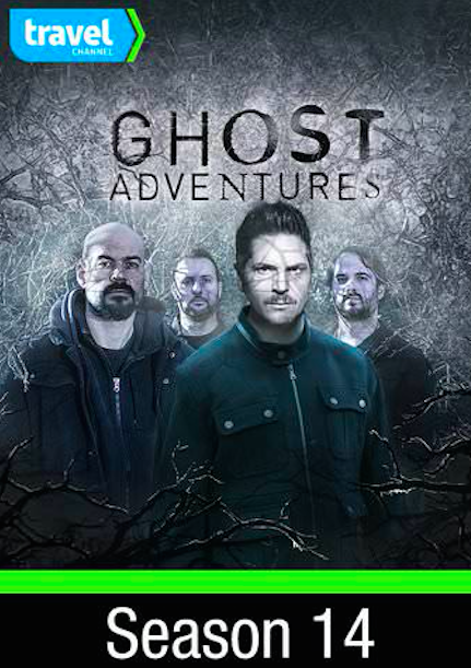 Ghost Adventures - Season 14 (2017)