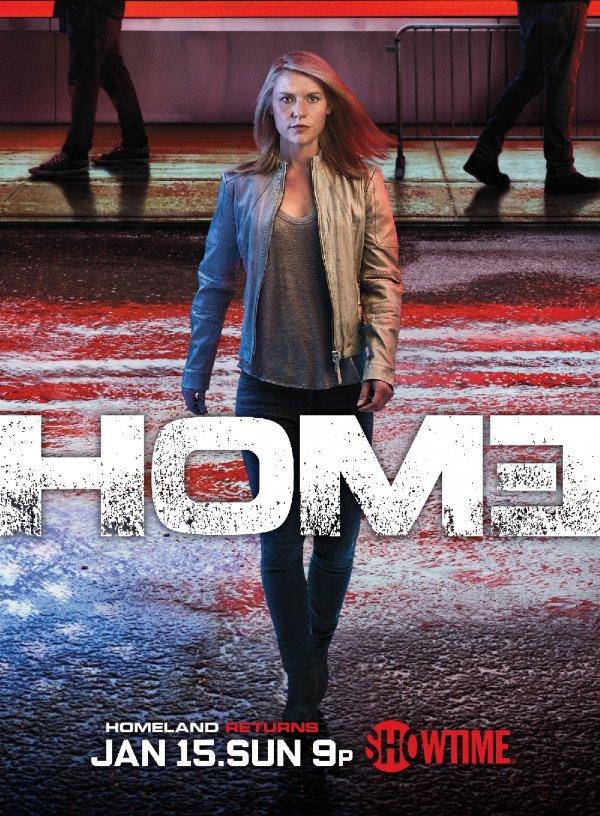 Homeland - S01