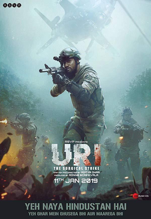 Uri: The Surgical Strike (2019)
