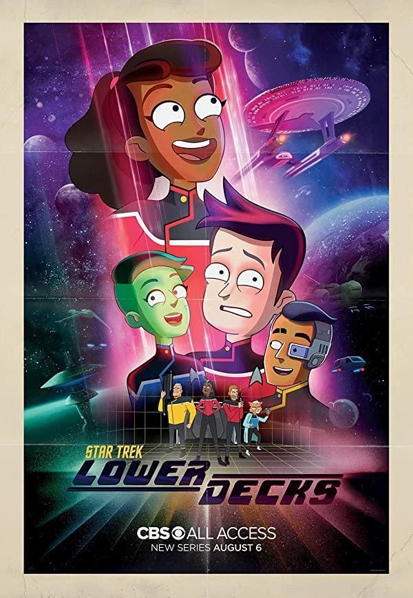 Star Trek: Lower Decks - Season 1 (2020)
