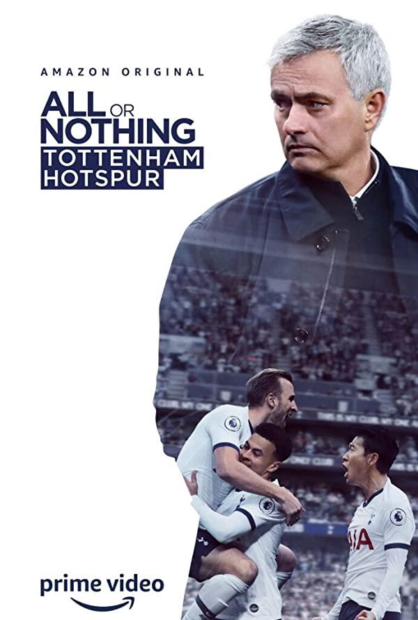 All or Nothing: Tottenham Hotspur - Season 1 (2020)