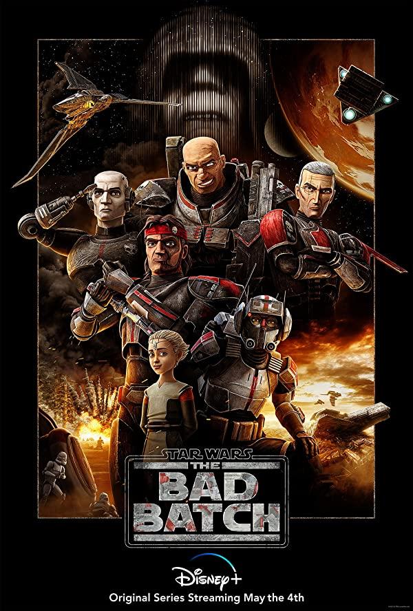 Star Wars: The Bad Batch - Season 1 (2021)