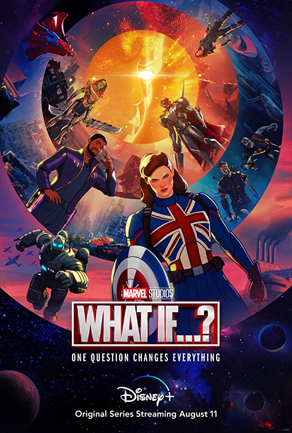 What If...? - Season 1 (2021)