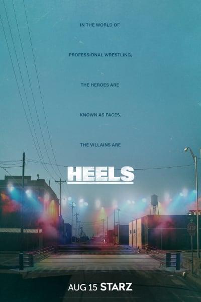 Heels - Season 1 (2021)