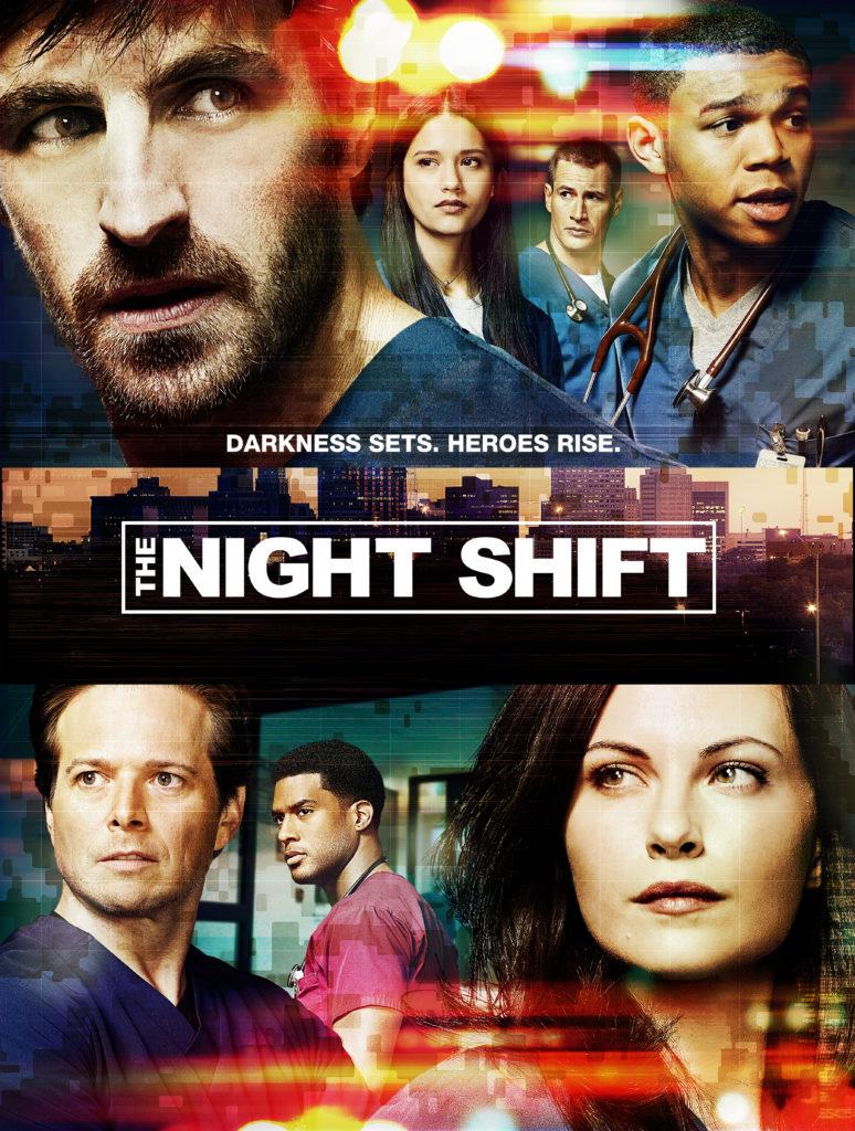 The Night Shift - season 4 (2017)