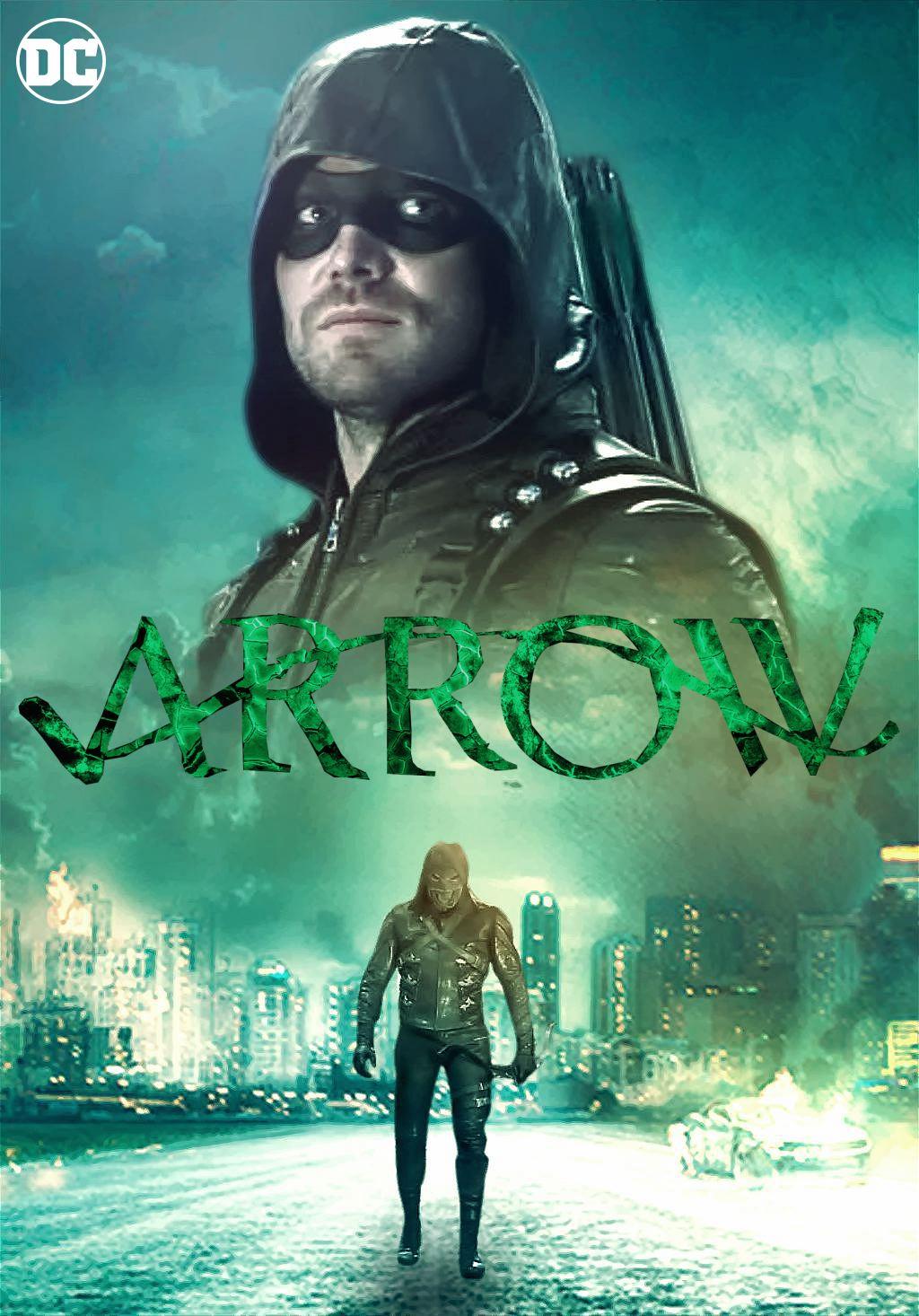 Arrow - Season 6 (2017)