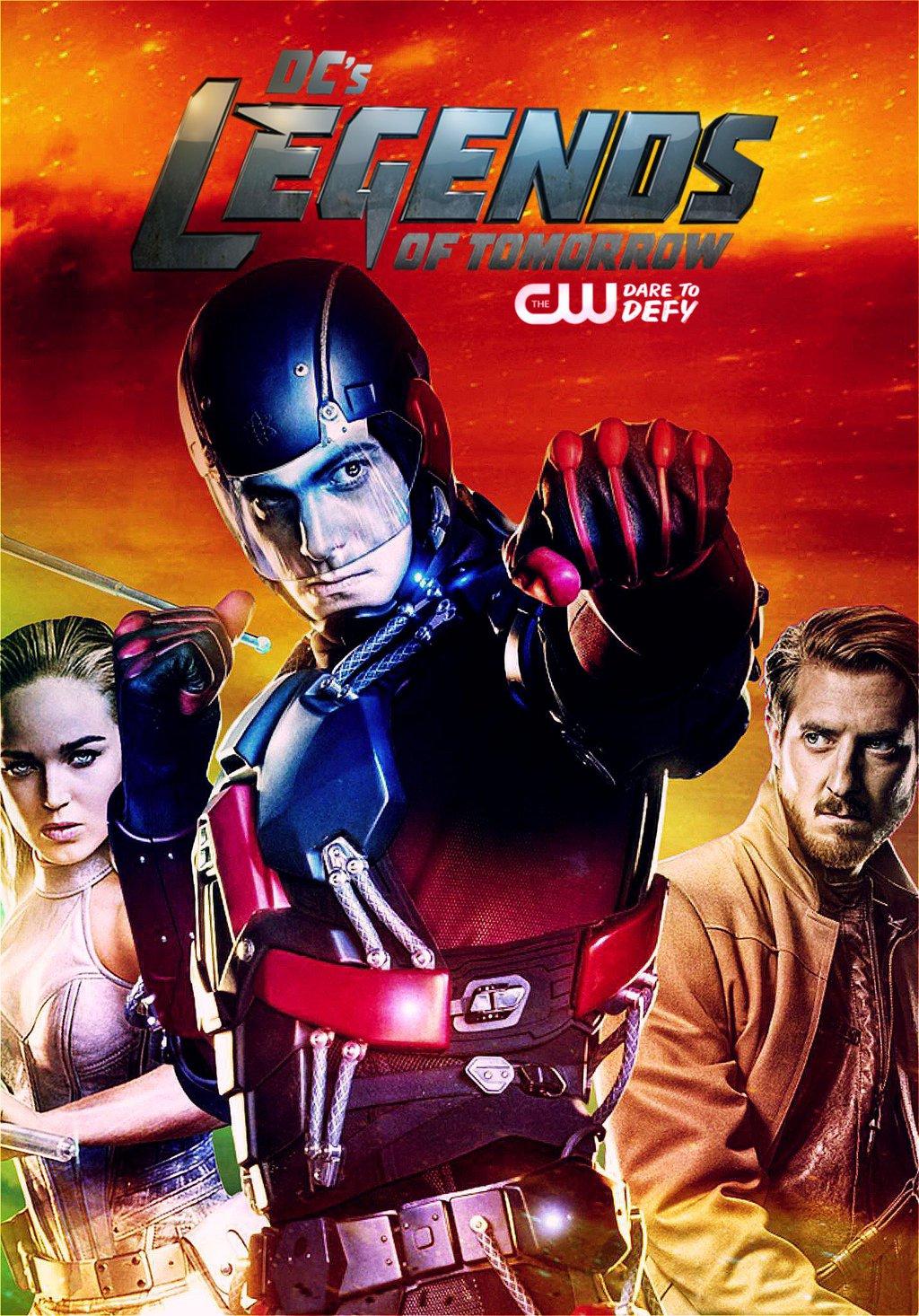 DC's Legends of Tomorrow - Season 3 (2017)