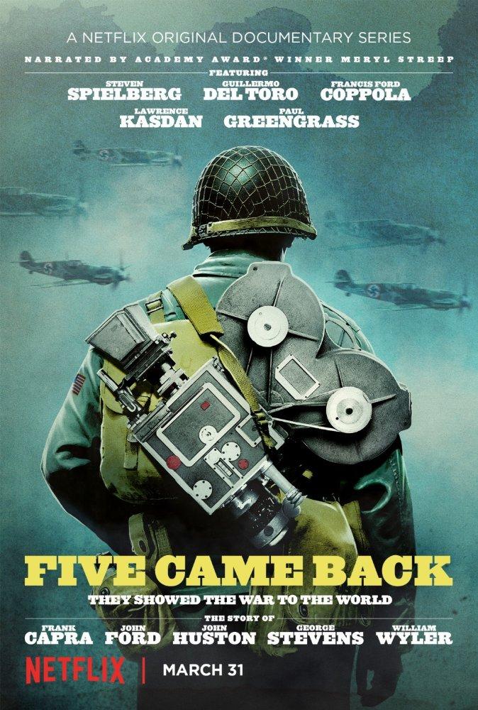 Five Came Back - Season 1 (2017)