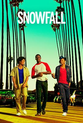 Snowfall - Season 1 (2017)