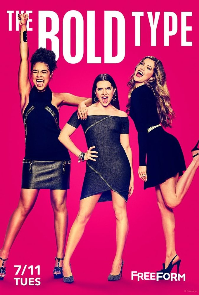 The Bold Type - Season 1 (2017)