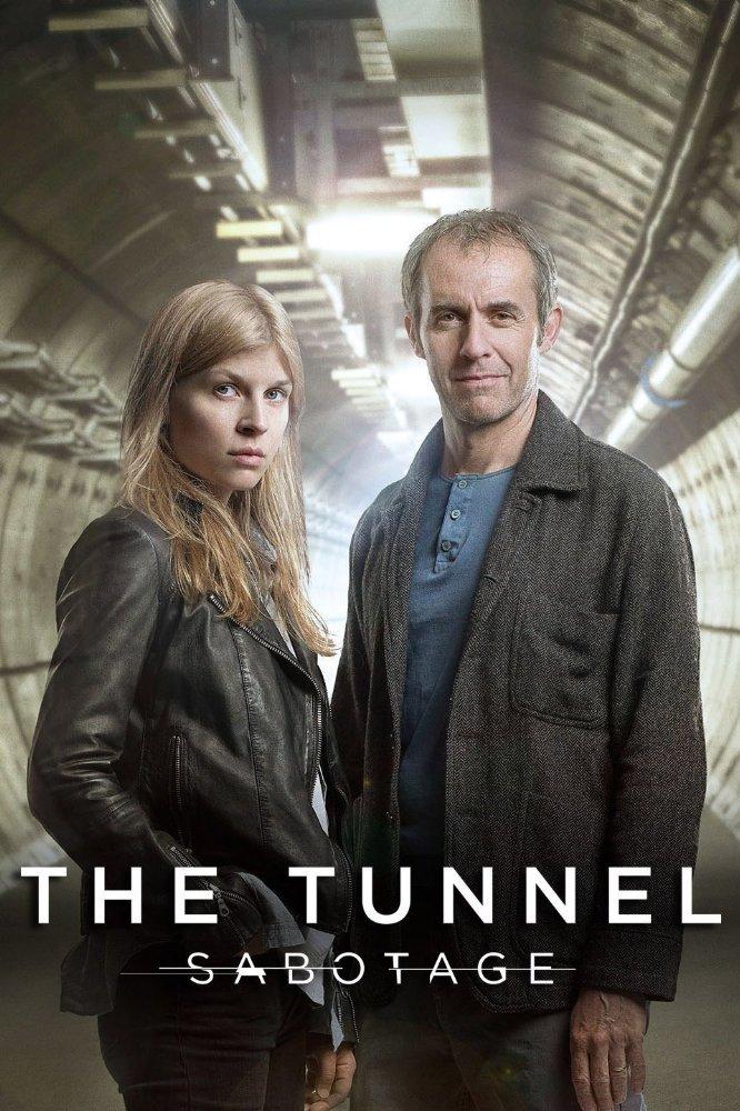The Tunnel - Season 1 (2013)
