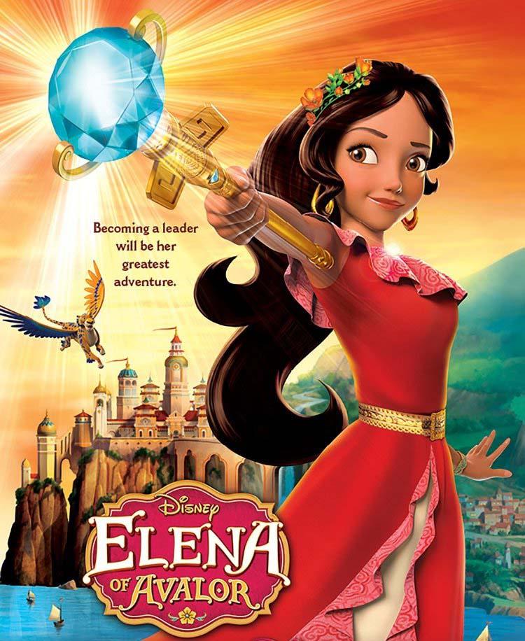 Elena of Avalor (2016)
