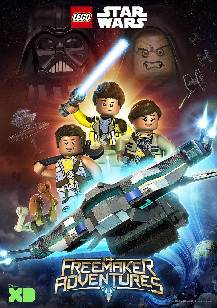 Lego Star Wars: The Freemaker Adventures - Season 2 (2017)
