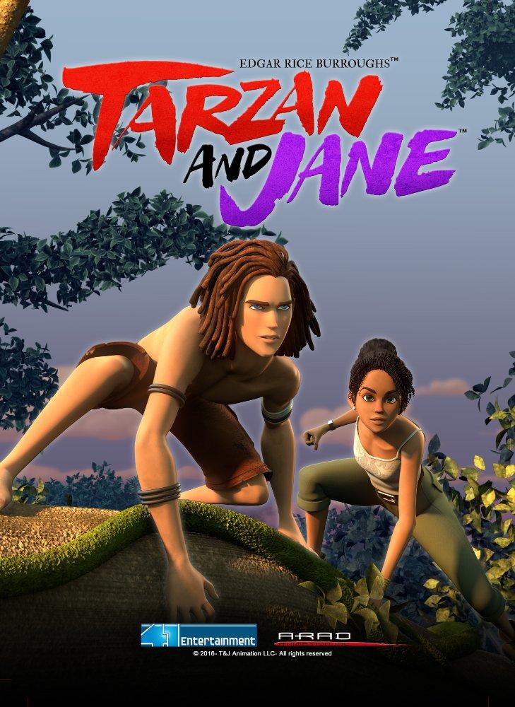Tarzan and Jane - Season 1 (2017)
