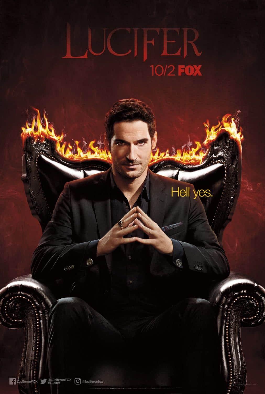 Lucifer - Season 3 (2017)