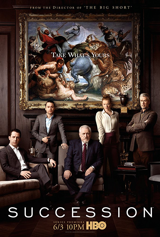 Succession - Season 1 (2018)