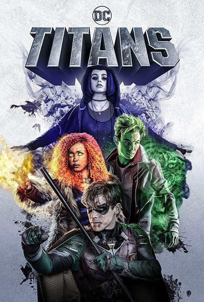 Titans - Season 1 (2018)
