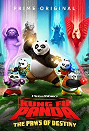 Kung Fu Panda: The Paws of Destiny - Season 1 (2018)