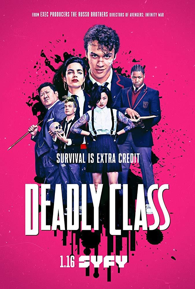 Deadly Class - Season 1 (2019)
