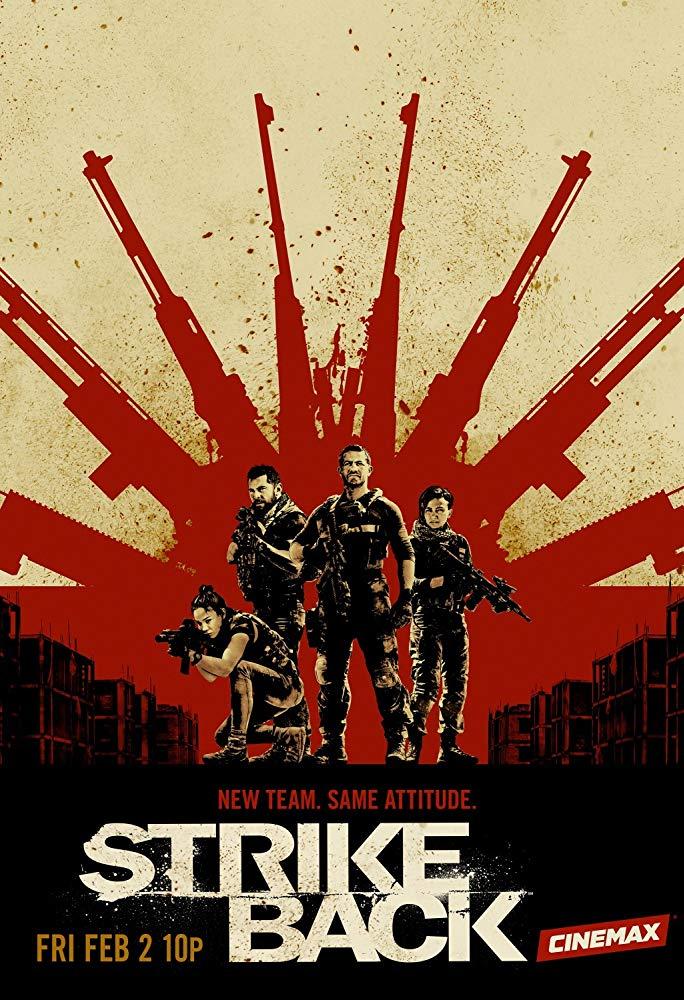 Strike Back - Season 7 (2019)