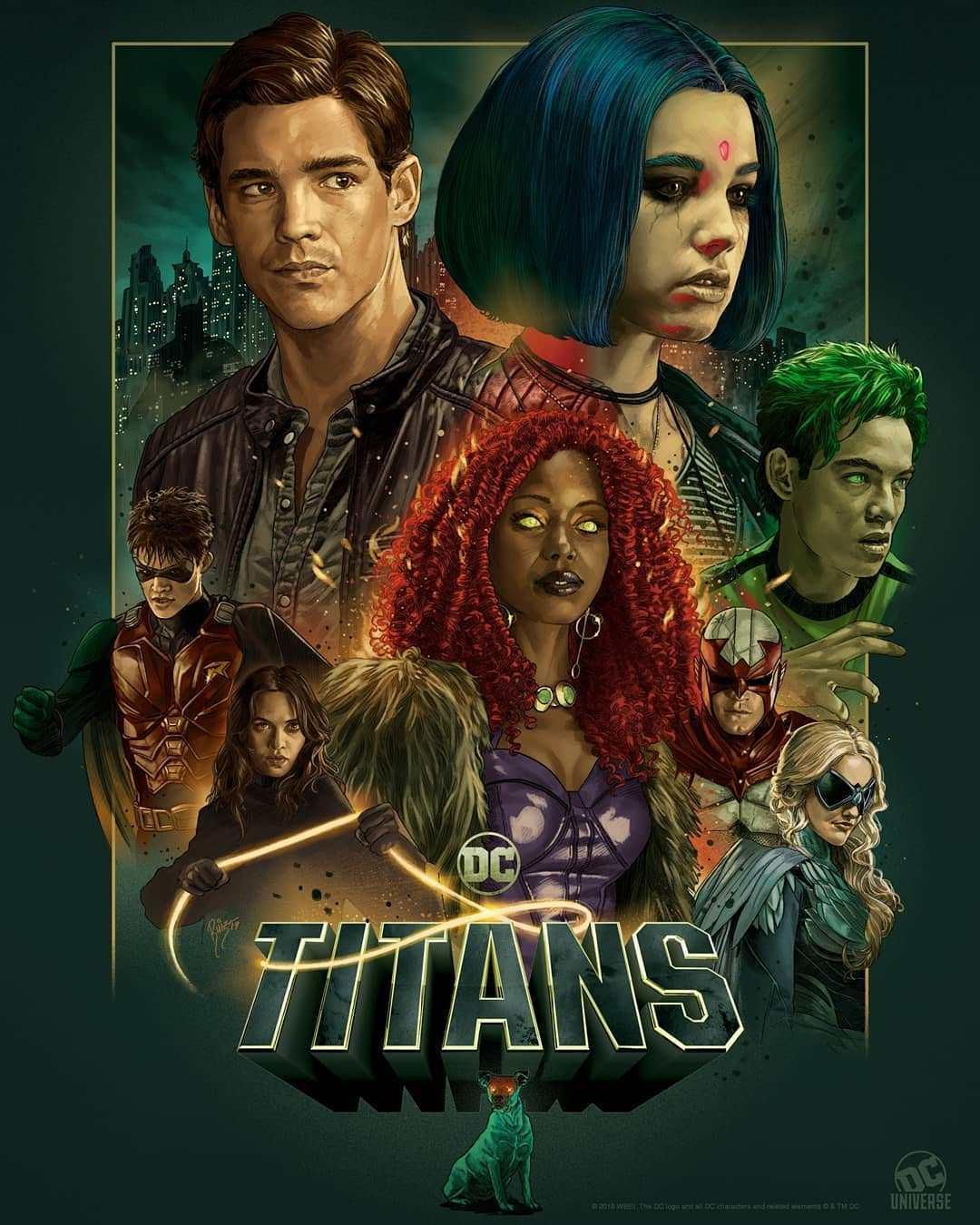 Titans - Season 2 (2019)