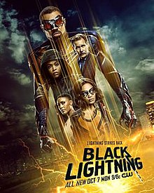 Black Lightning - Season 3 (2019)