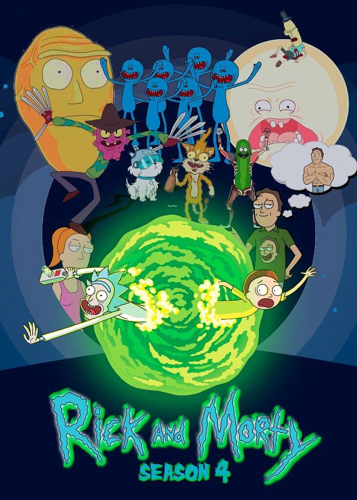 Rick and Morty - Season 4 (2019)