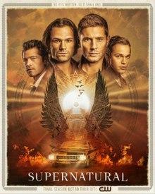Supernatural - Season 15 (2019)