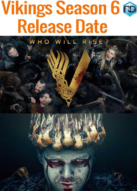 Vikings - Season 6 (2019)