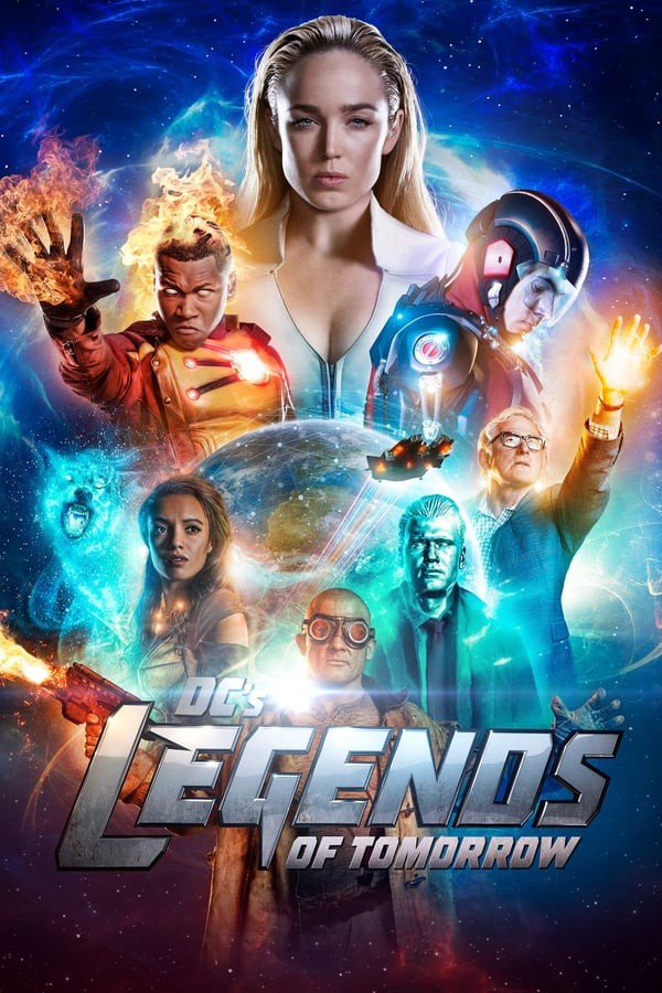 DC's Legends of Tomorrow - Season 5 (2020)