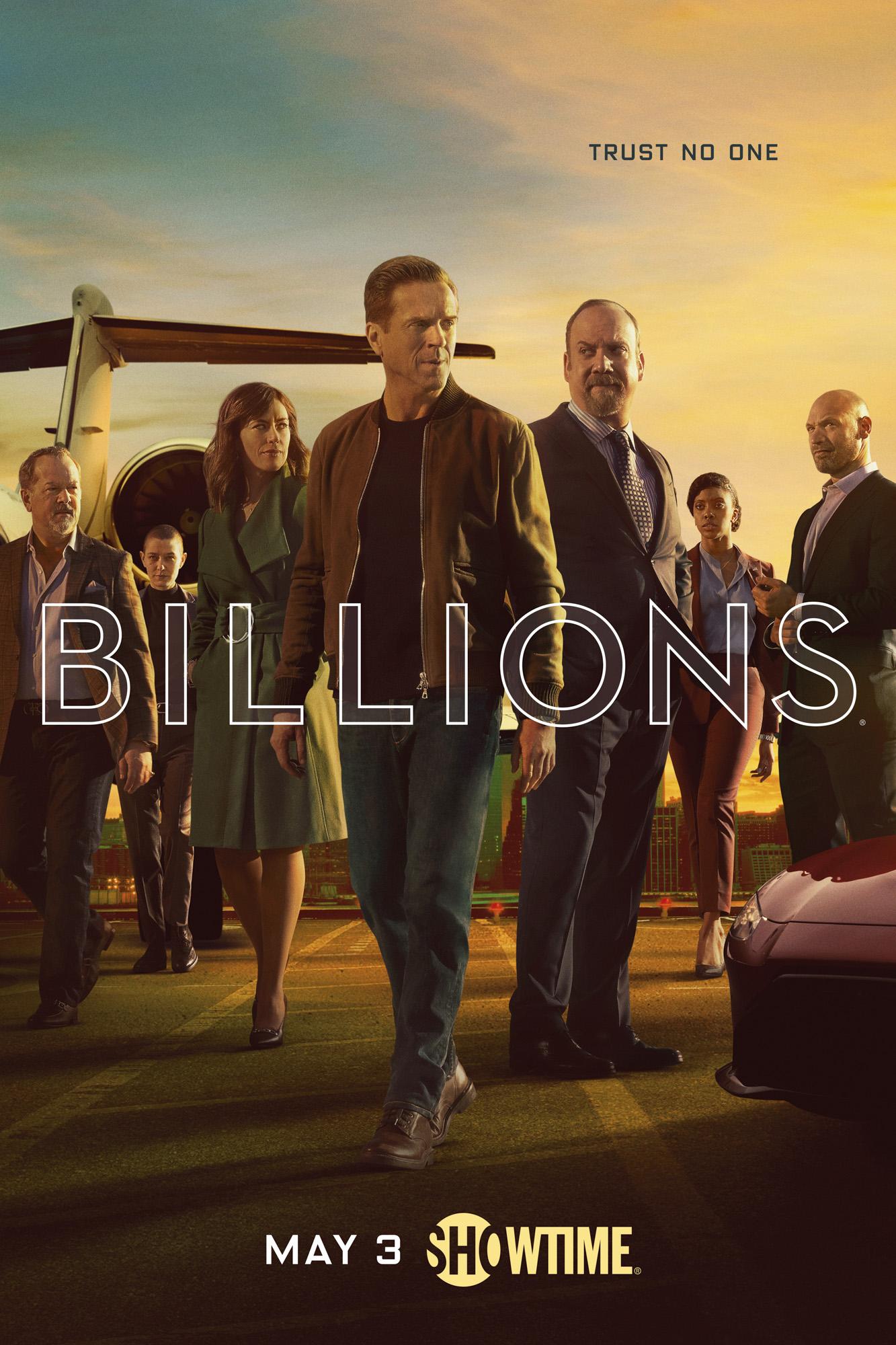 Billions - Season 5 (2020)
