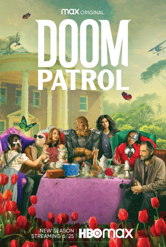 Doom Patrol - Season 2 (2020)