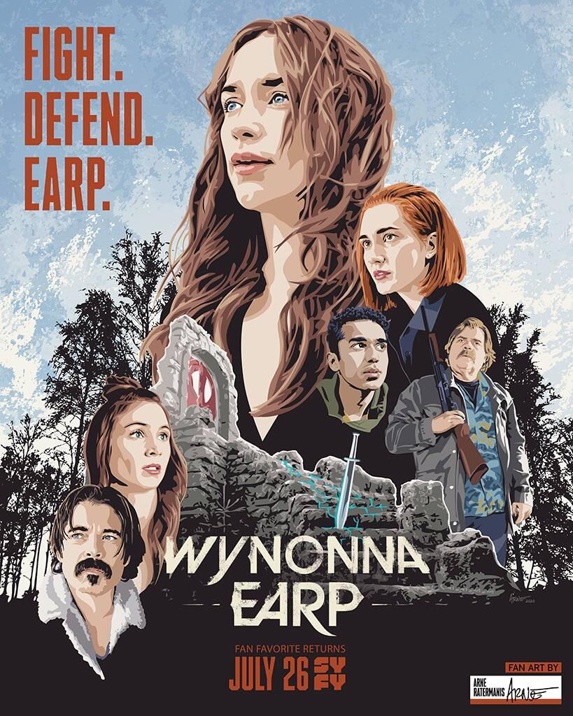 Wynonna Earp - Season 4 (2020)