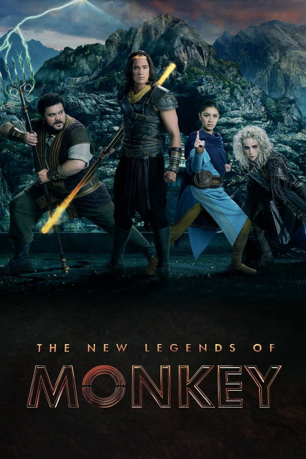 The New Legends of Monkey - Season 2 (2020)
