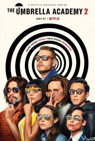 The Umbrella Academy - Season 2 (2020)