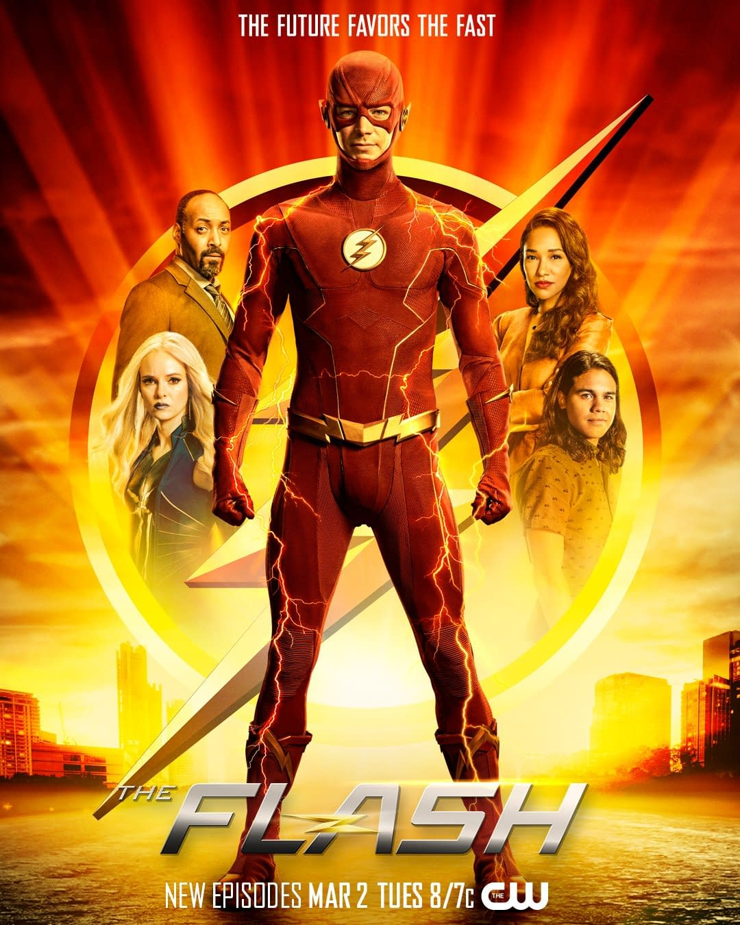 The Flash - Season 7 (2021)