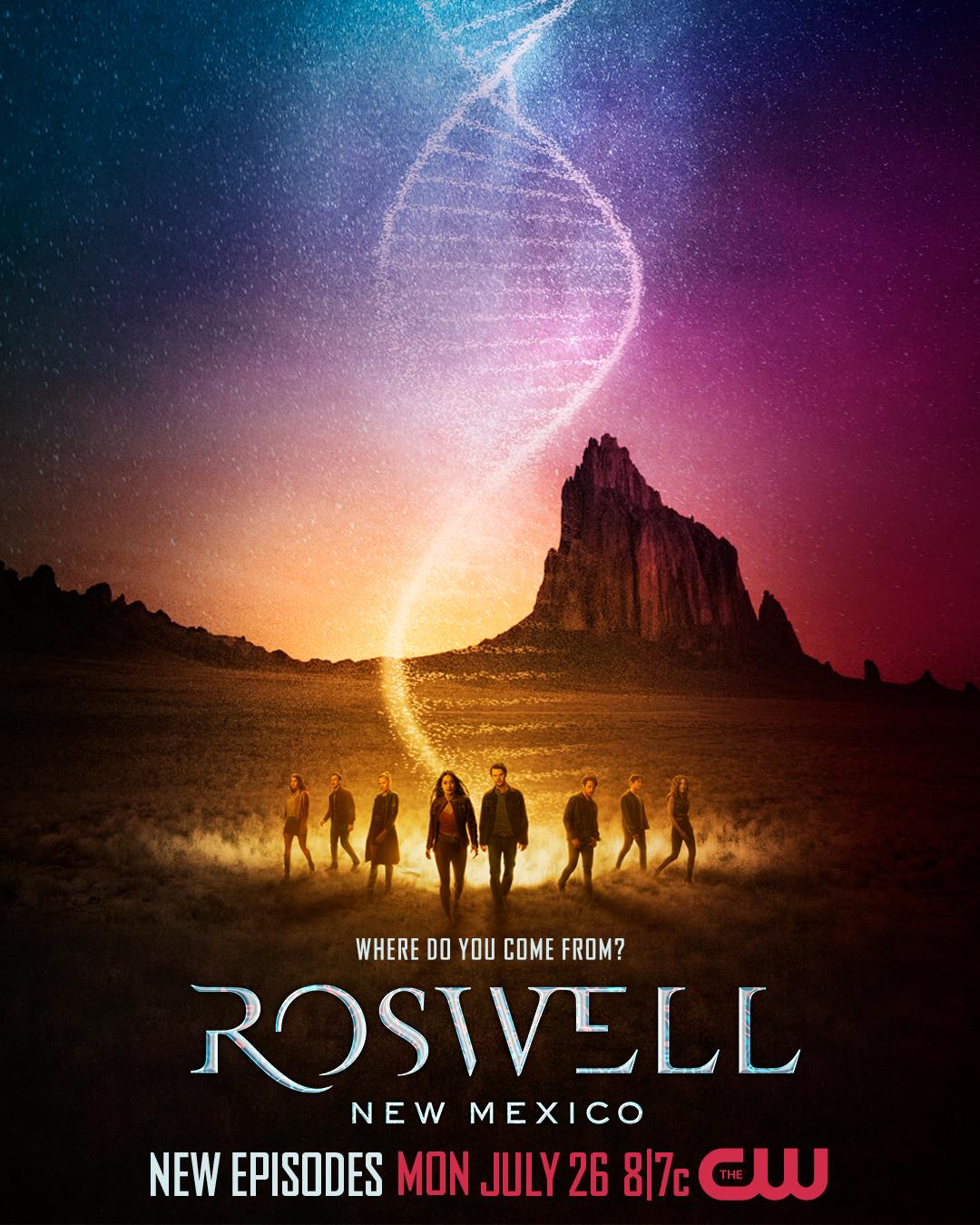 Roswell, New Mexico - Season 3 (2021)