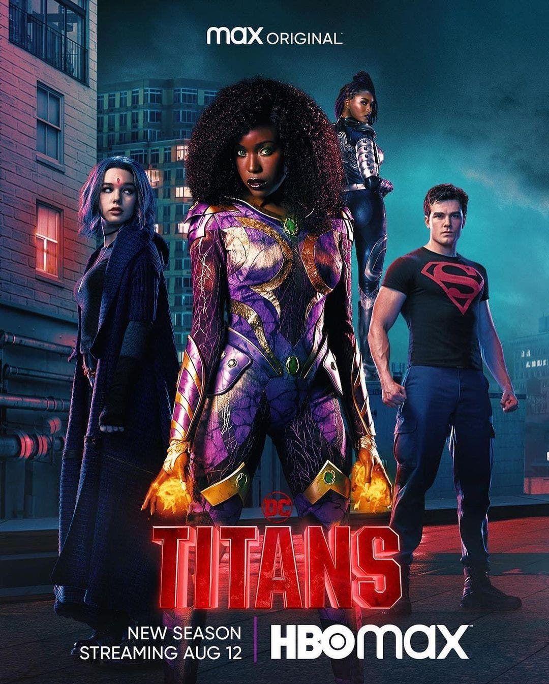 Titans - Season 3 (2021)