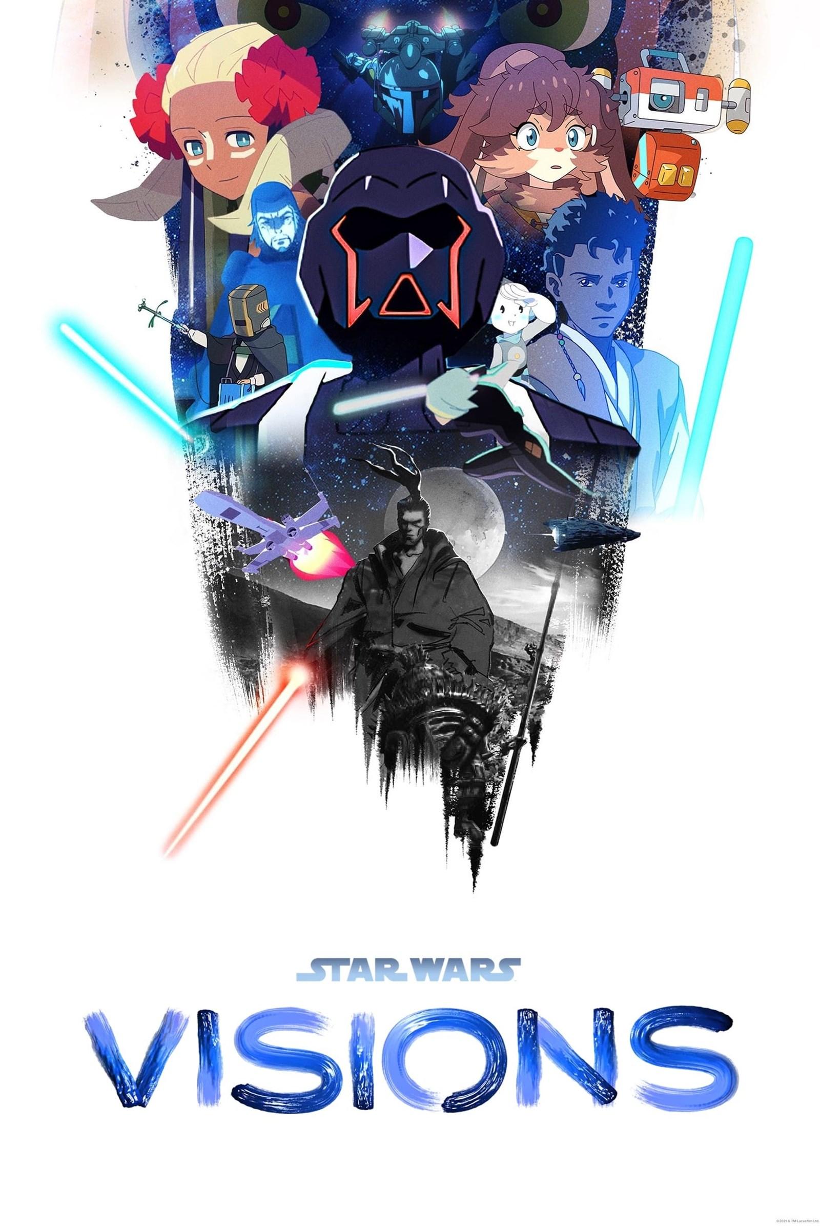 Star Wars: Visions - Season 1 (2021)